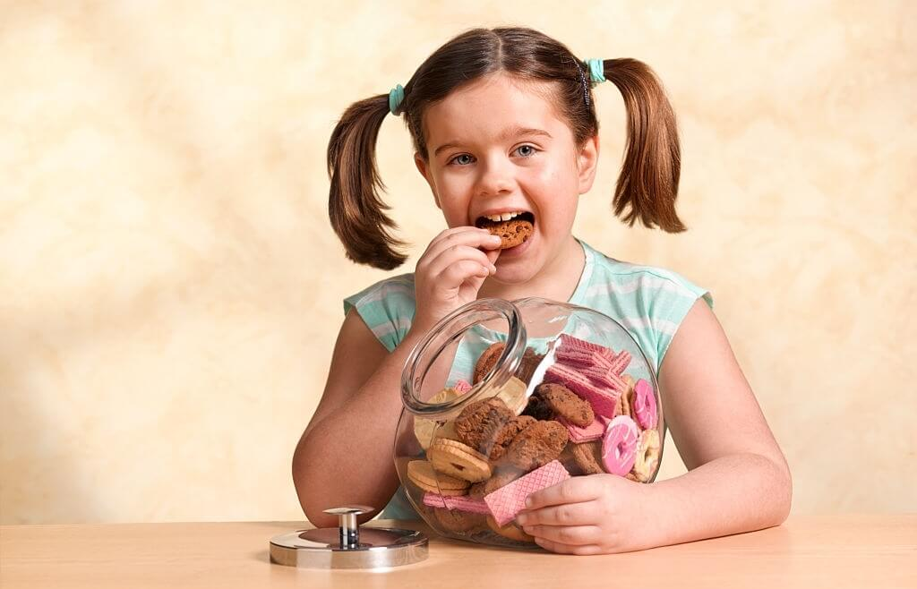 A pandemic caused kids to gain extra pounds
