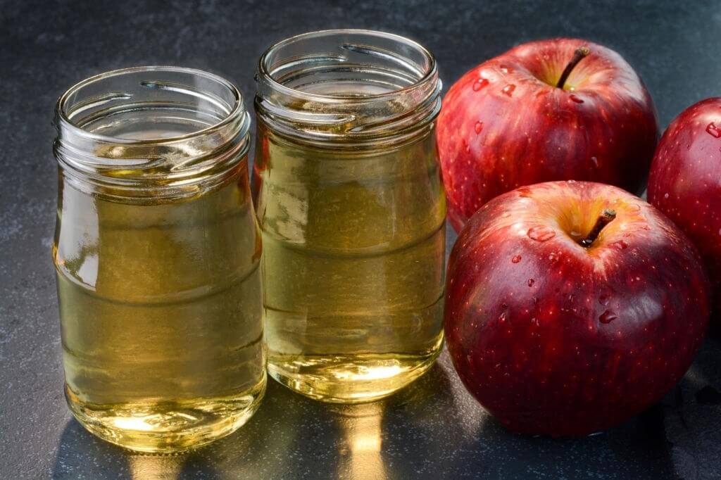 How can apple cider vinegar help your body
