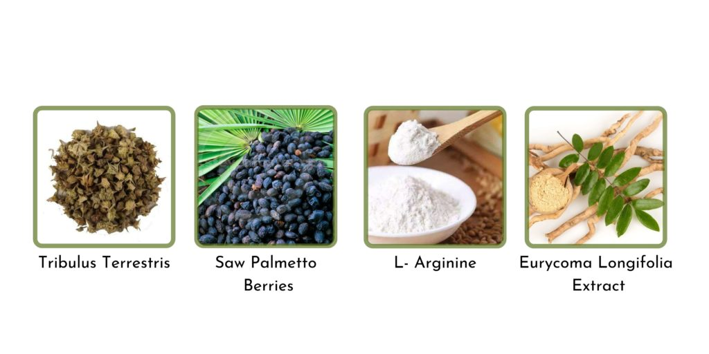 Flow Zone Male Enhancement Ingredients