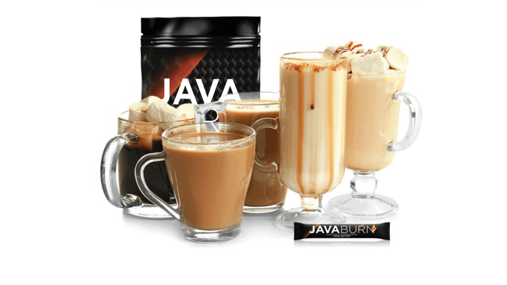 Java Burn Powder