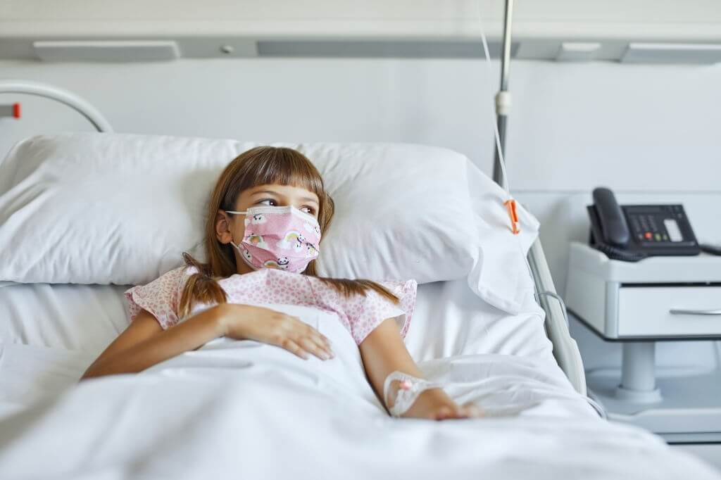 Kids With COVID-19 Had Biomarkers Discovered
