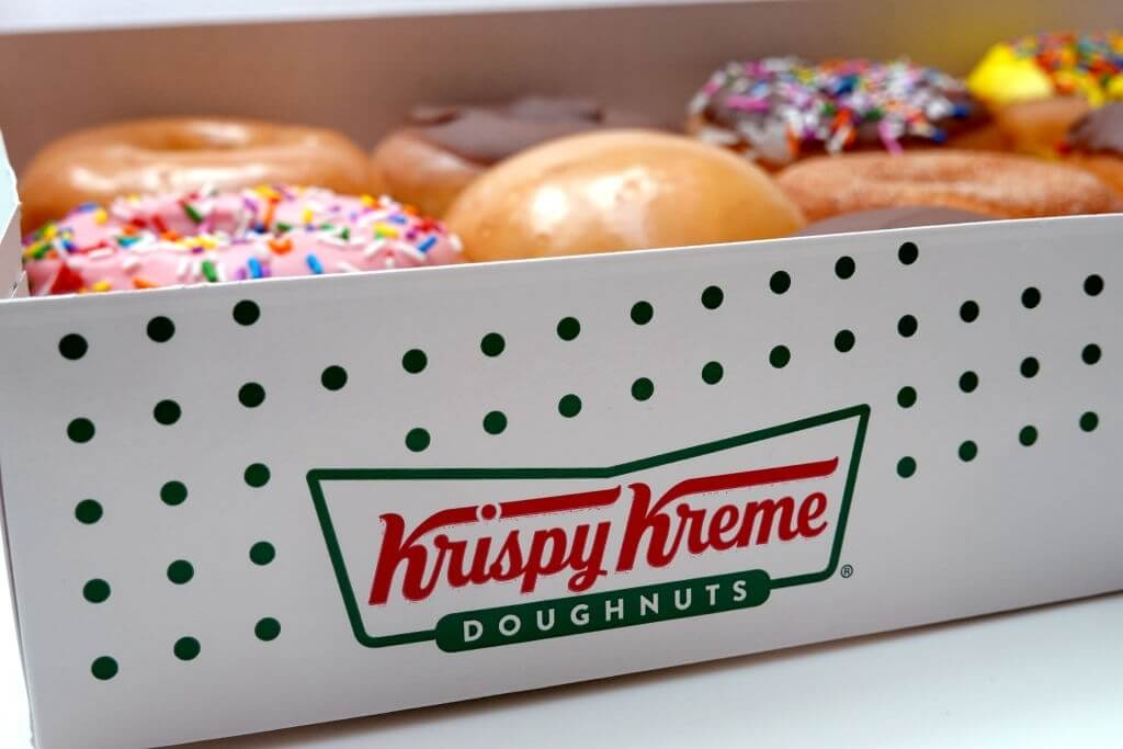 Krispy Kreme Vaccination Incentive Doubled Up Free Doughnuts Incentive