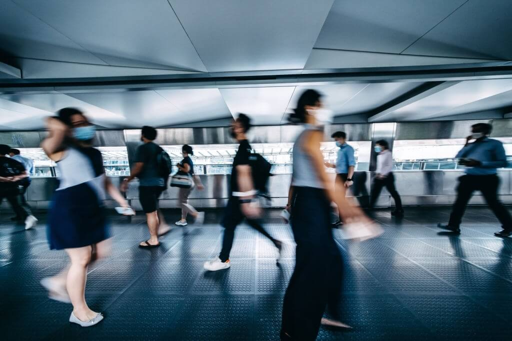 Long Commutes, Crowded Homes Can Lead To COVID