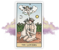 Lucy's Tarot Card Reading Includes The Lovers