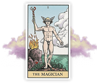 Lucy's Tarot Card Reading Includes The Magician
