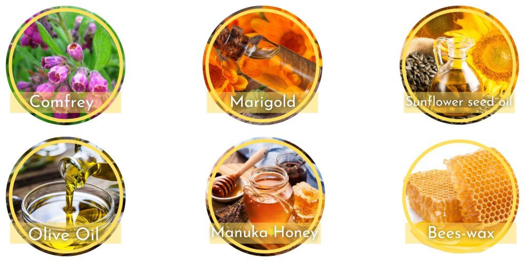 Manuka Miracle Ingredients