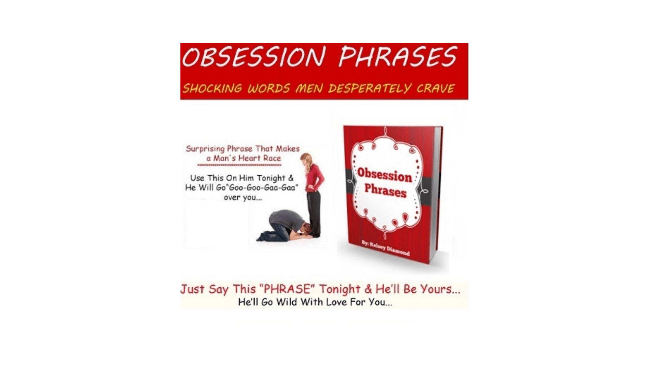 Obsession Phrases Reading works