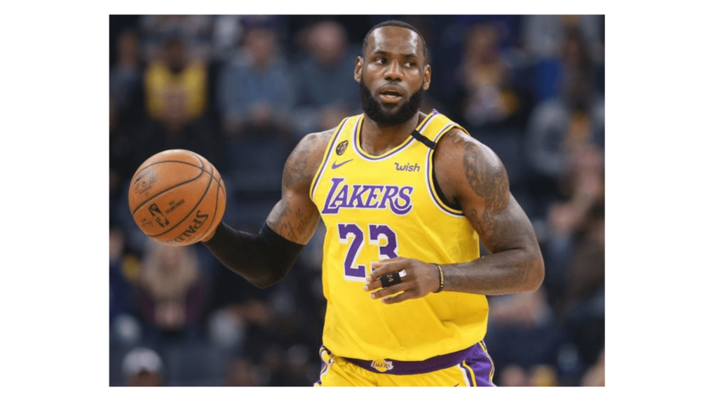 Which Field Make LeBron James More Popular