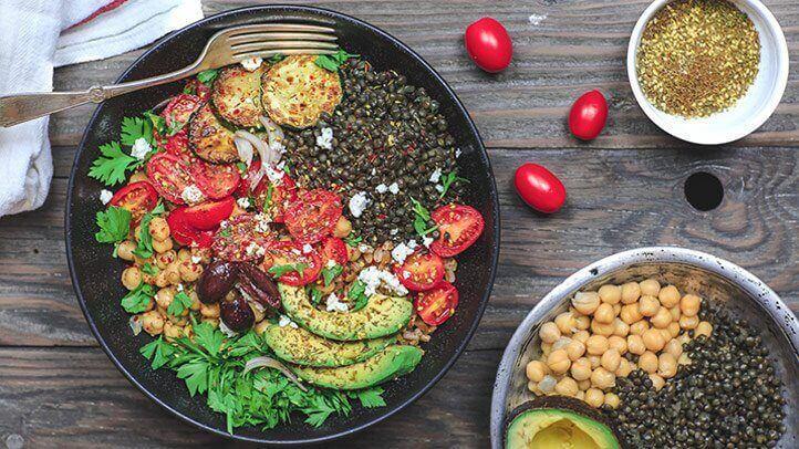 Mediterranean Diet Could Help Men In Bed - Reduces Erectile Dysfunction