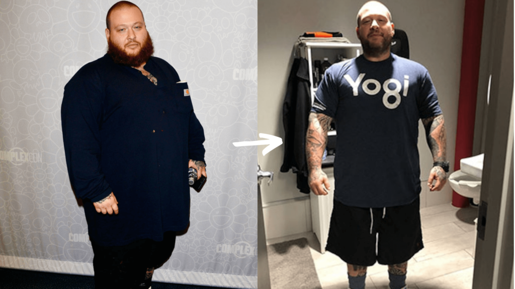 What are the changes that have happened in his life after weight loss