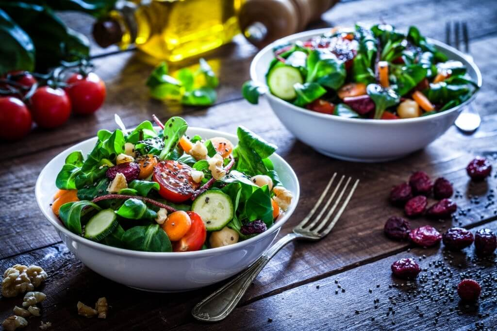 Impact of a healthy diet on your body